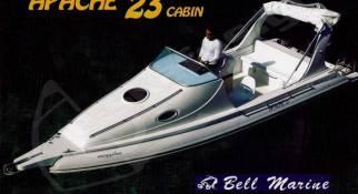 Apache 23 cabin