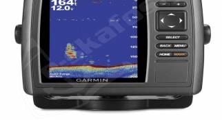 Βυθόμετρο & GPS Plotter. echoMAP 50s