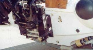 Detwiler U.S.A. Ηλεκτροϋδραυλικά-Σταθερά Μπρακέτα Εξωλέμβιων κινητήρων