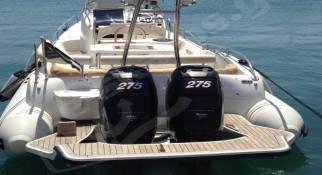 Commander 33 Sport Cabin