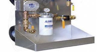 Κινητό σύστημα καθαρισμού δεξαμενών πετρελαίου